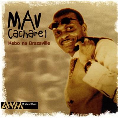 Album Kebo Na Brazaville de Mav Cacharel
