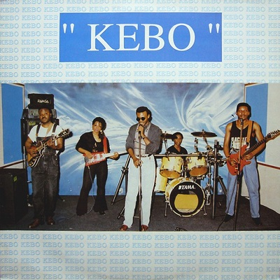 "Album ""Kebo"" de Mav Cacharel"