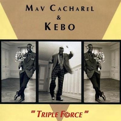 Album Triple Force de Mav Cacharel