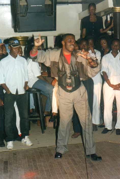 Prestation au Cameroun à Douala